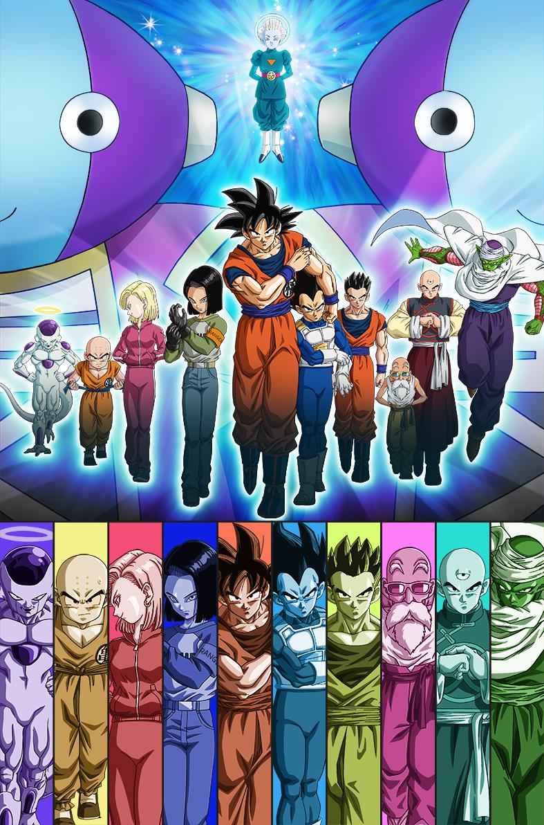 Arco de la Supervivencia Universal | Dragon Ball Wiki