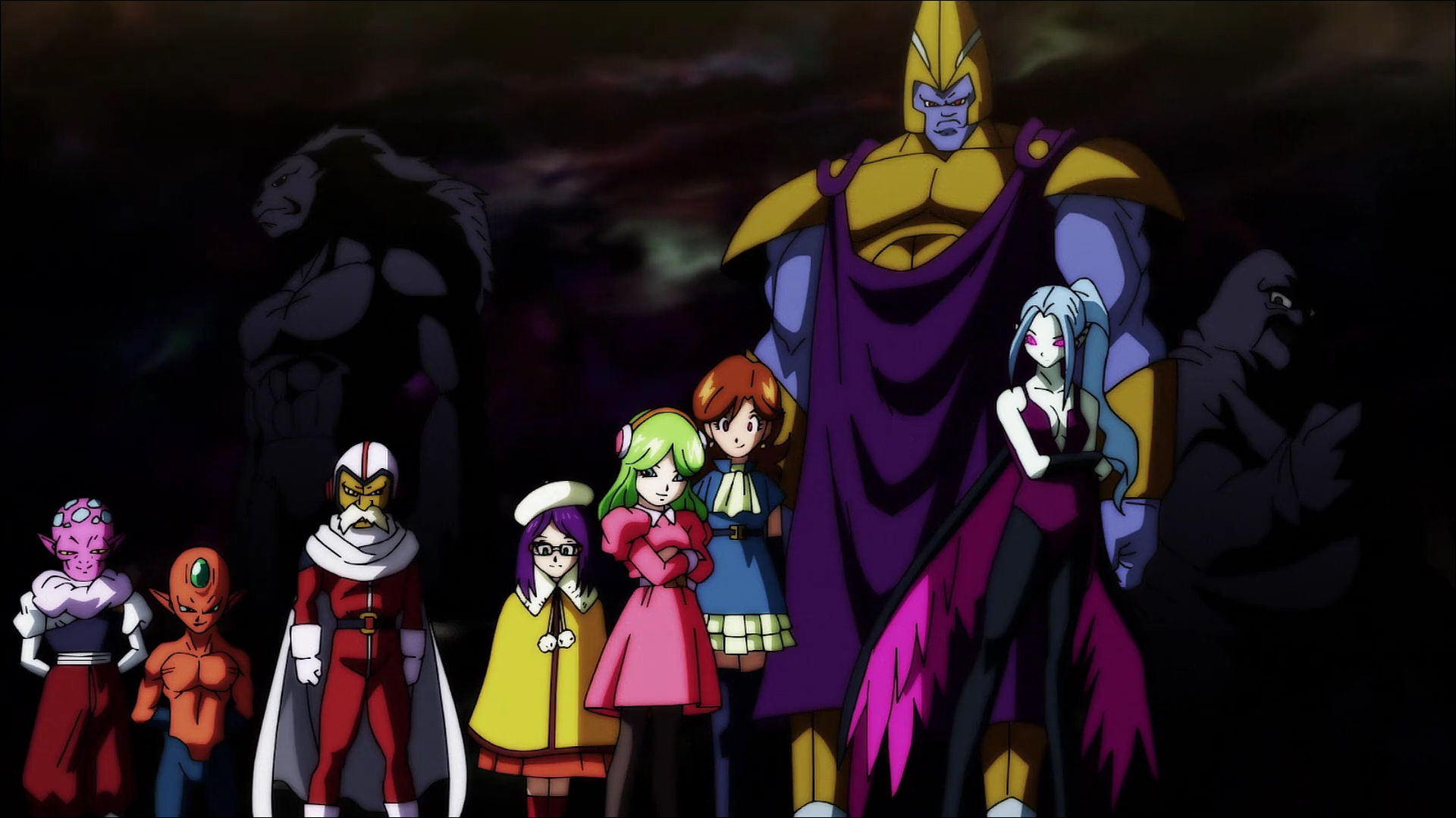 Team Universe 2 Dragon Ball Wiki Fandom Powered By Wikia