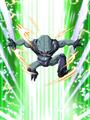 Dokkan Battle Boss Bio-Soldier Bio-Man card (Bio-Men)