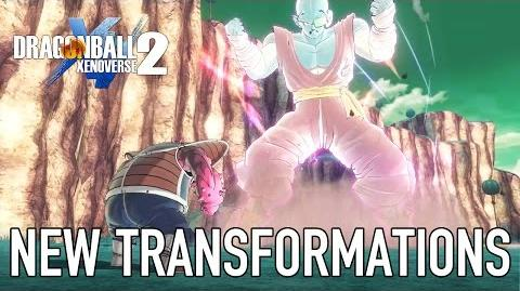 Dragon Ball Xenoverse 2 - PS4 XB1 PC - New Transformations!