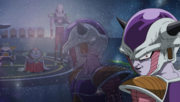 Frieza questions Sorbet