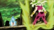 Kafla SS vs Son Goku SSB