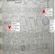 SSJ2 Gohan proof in movie 10