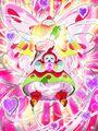 Dokkan Battle Infinite Love Ribranne (Giant Form) card (Magical Girl Ribranne)