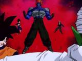 Guerreros Z vs Super Androide 13