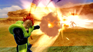 Android 16 attacking Zenkai Royale