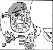 General Zeu Sandland