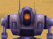 Robot de la Patrulla RojaDBO2