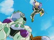 Trunks a punto de cortar a freezer
