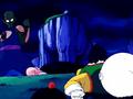 Mort de Chiaotzu face à Piccolo