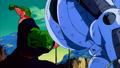 Piccolo lors de la bataille