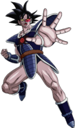 Super Dragon Ball Heroes World Mission - Character Sticker - Xeno Turles (Normal)