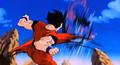 The Old Kai's Weapon - Super Buu dodges 2