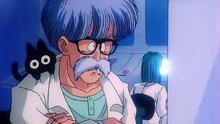 Dr Brief sur la bombe de N°16
