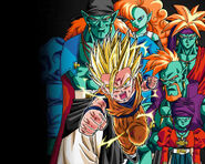 DragonBallThemovies single Volumen 09 (Wallpaper)