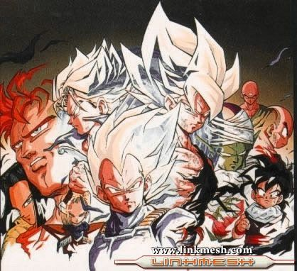 Imagen  Dragonball gt personajesjpg  Dragon Ball Wiki  FANDOM
