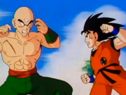 Tenshinahn contro Son Goku - 23 Torneo Tenkaichi