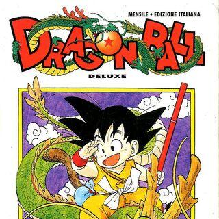 La cover del primo volume italiano della <i>Deluxe Edition</i>.
