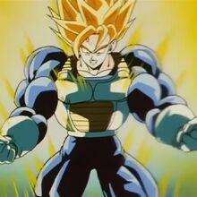 Super Saiyan Third Grade Dragon Ball Wiki Fandom