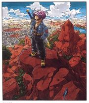 Future-Trunks-Anime-Art-517x600