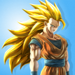 Goku SSj 3 DB ZB