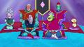 Kaioshin 6 universo assistente cantor