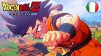 Dragon Ball Z Kakarot - PS4 XB1 PC - E3 2019 Trailer (Italiano)