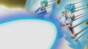 Final Kamehameha Goku & Vegeta