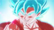 Goku ssgss kaioken