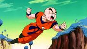 Krillin Attacks