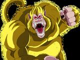 Mono gigante dorado