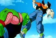 Piccolo vs N°17