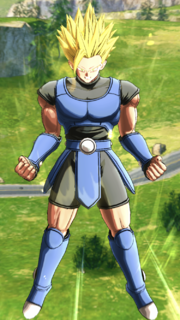 Super Saiyan2 Shallot in DB Legends