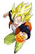 Goku 4 estrallas