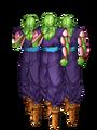 Piccolo Clone Army render