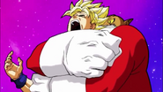Toppo VS. Goku-Sa