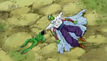Piccolo protège Son Gohan