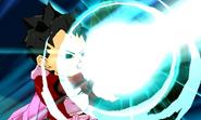 DB Fusions Saiyan Mint Nekohameha (Special Move - Pic 2)