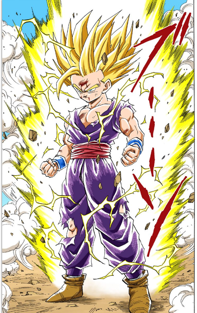 Super Saiyan 2 Dragon Ball Wiki Fandom