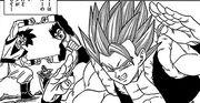Gogeta SSBP Manga
