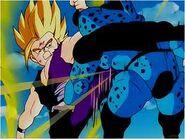 Gohan vs Cell jr03