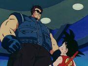 Goku vs Sergente Metallic