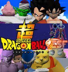 Super Dragon Ball ESF Saga de Shampa