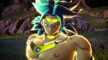 Broly SS Tipo A Dragon Ball Z Battle of Z