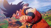 DBZ Kakarot - Goku pronto a combattere