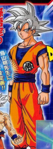 Doctrina egoísta Toriyama boceto