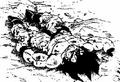 Future Goku (Cell's timeline) manga