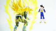 Gohan Becomes a Super Saiyan