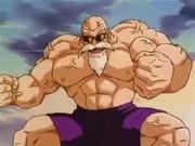 Maestro Muten muscoloso