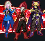 Super God Class-up Demonio